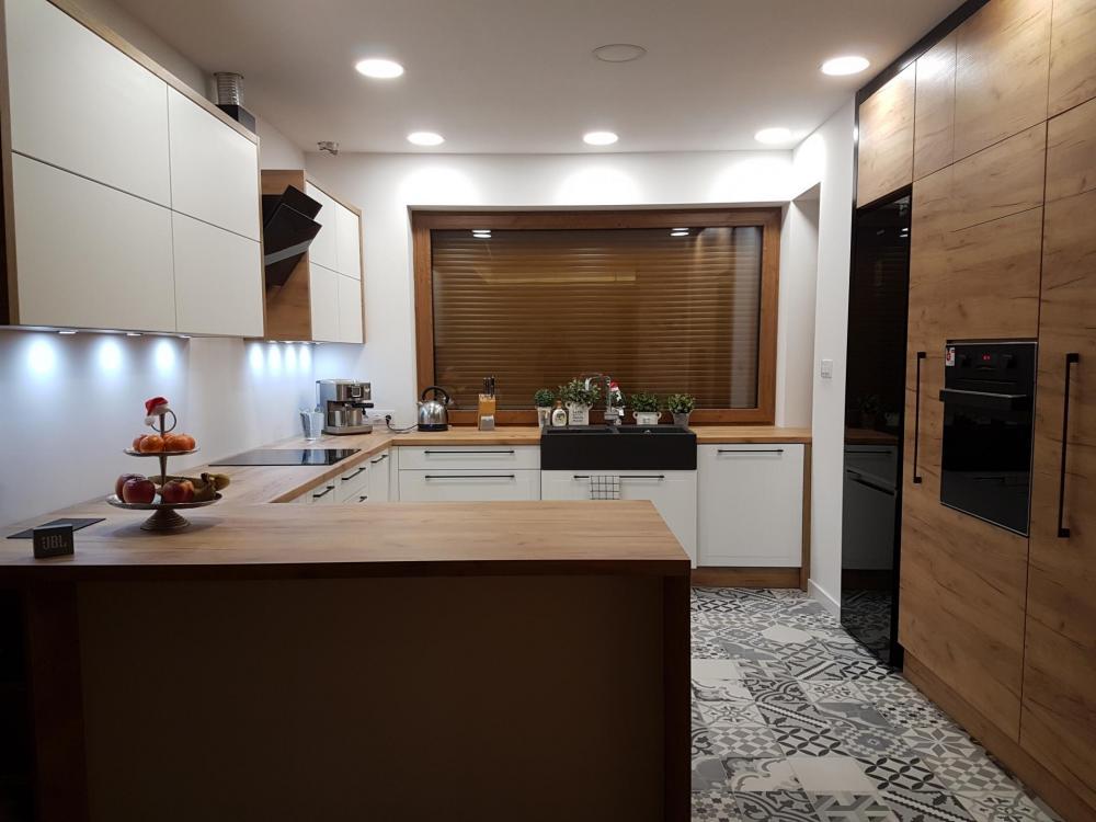 Projekt wnętrza Kuchnia - Zdjęcia